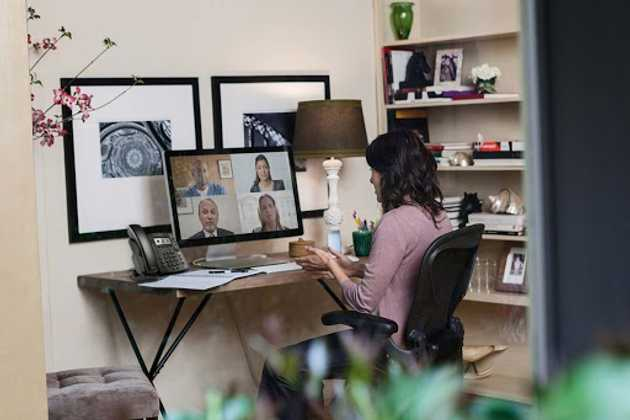 How to run a great virtual meeting while working from home?