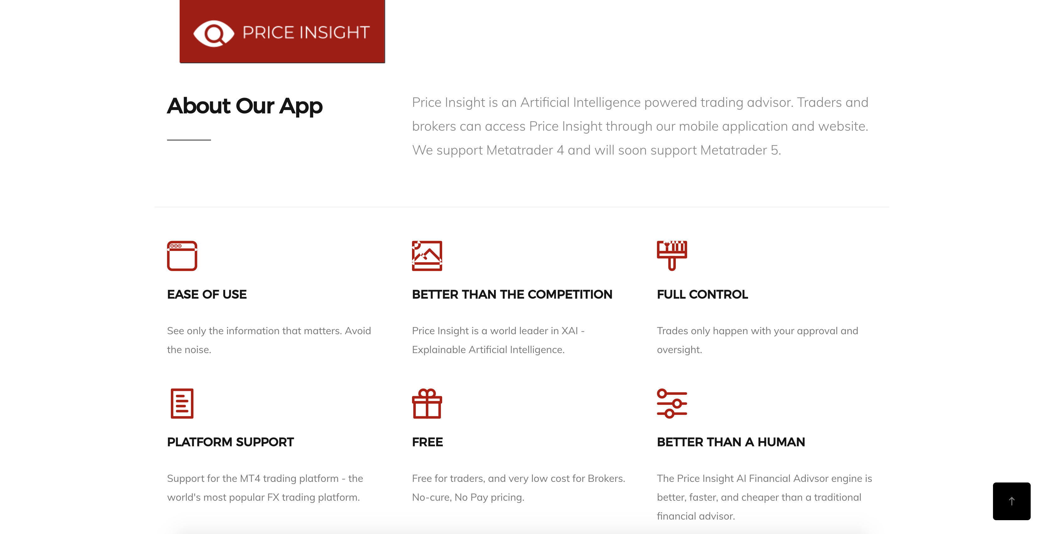 Price Insight Mobile App